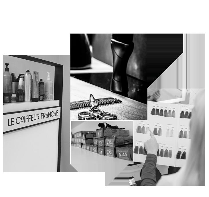 Salon de coiffure Nimes Mixte dans le centre ville